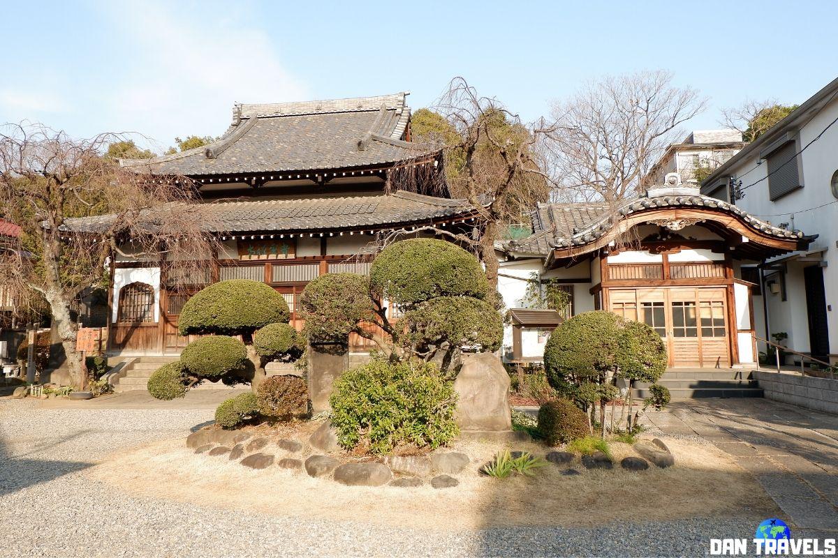 Day 1: Seinji Temple   Dantravels.org