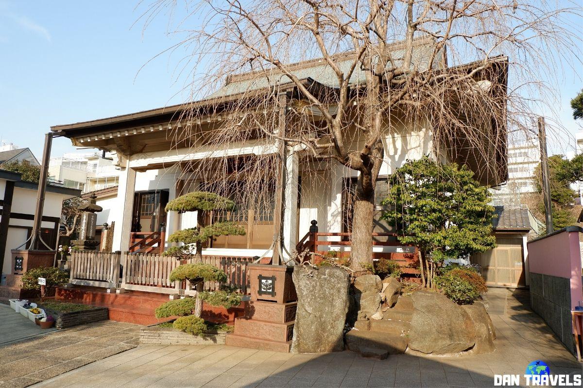 Day 1: Shushoin Temple | Dantravels.org