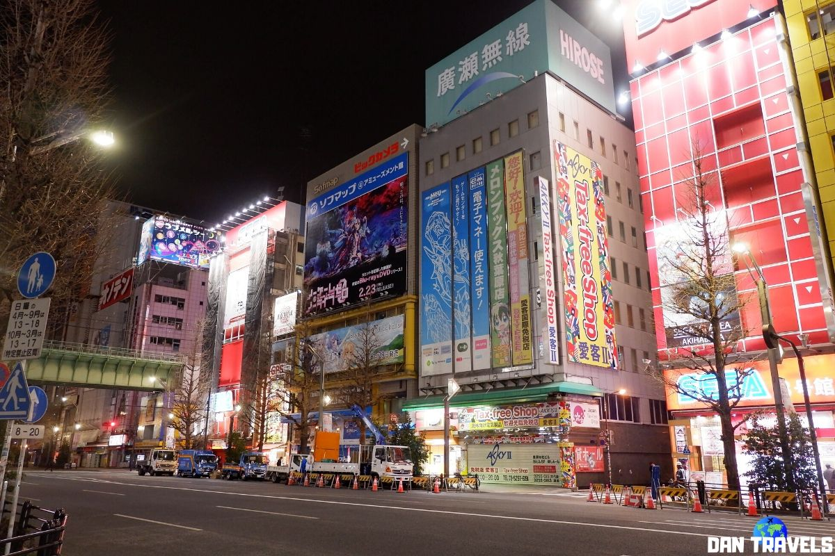Day 8: Akihabara District | Dantravels.org