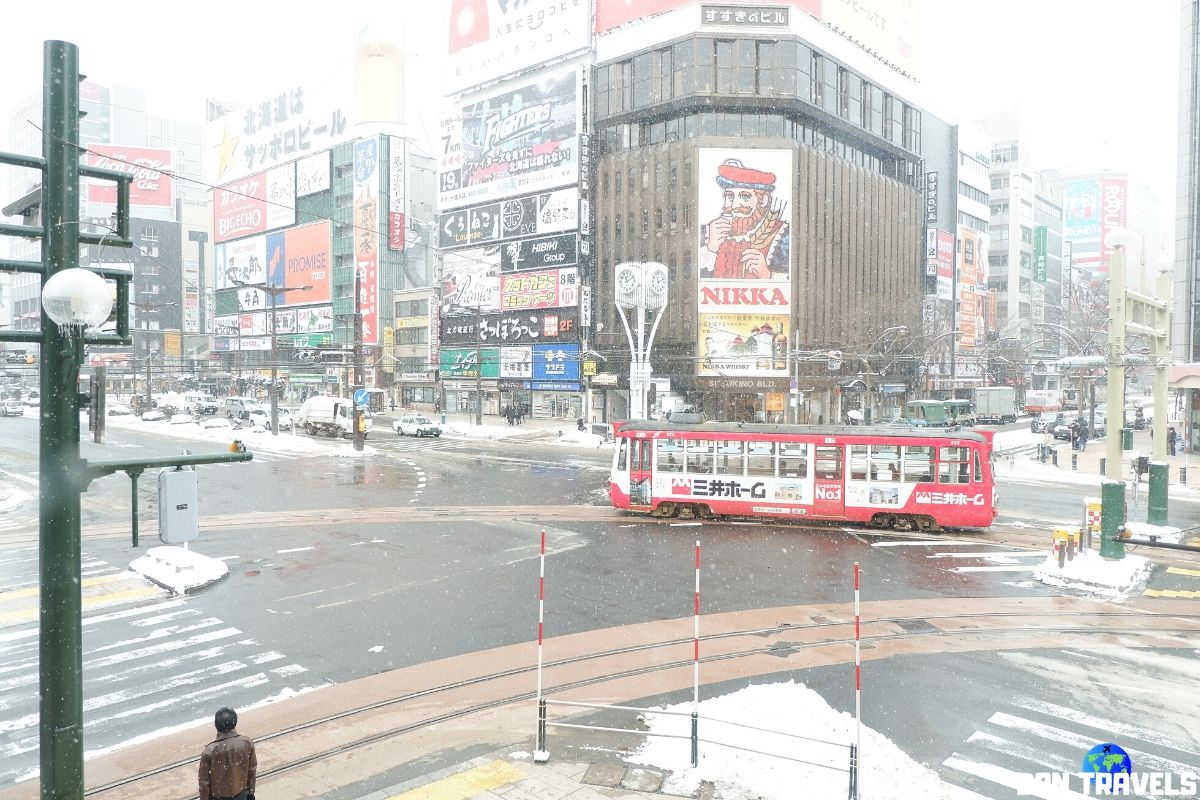 Day 5: Susukino - the city center of Sapporo | Dantravels.org