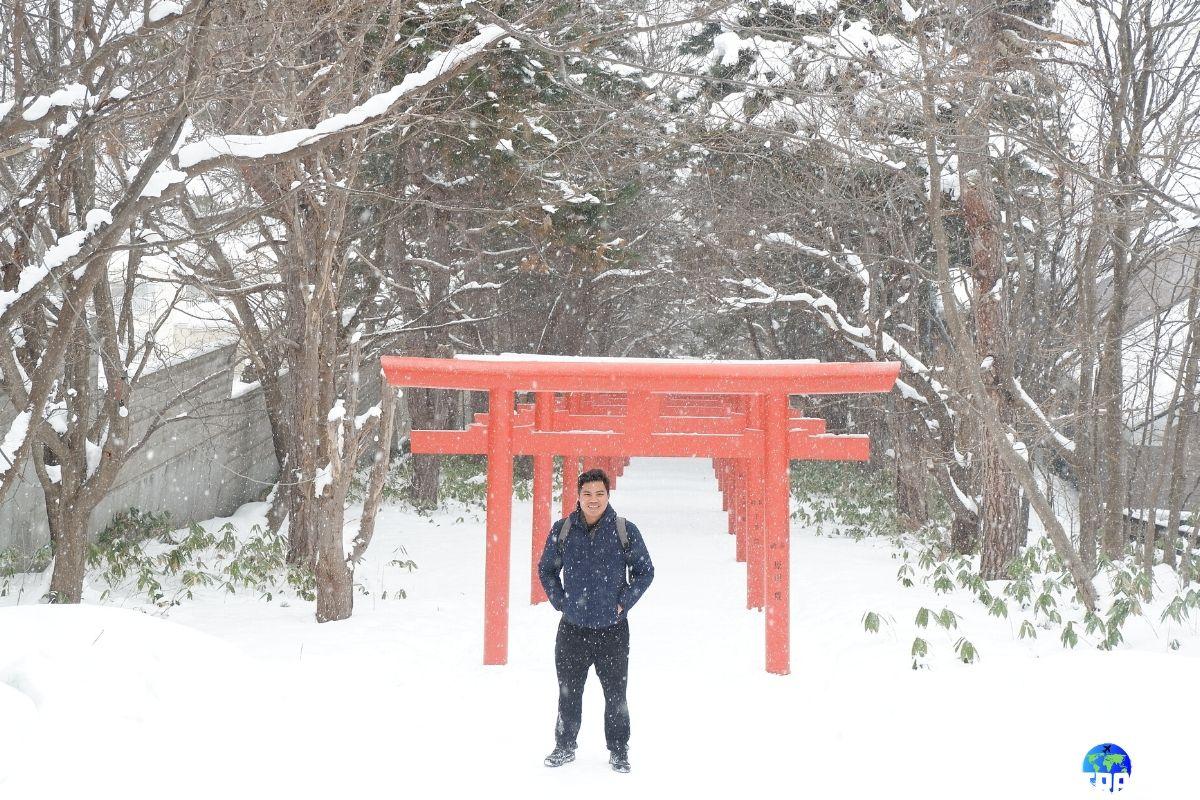 Day 6: Fushimi Inari Shrine in Sapporo | Dantravels.org