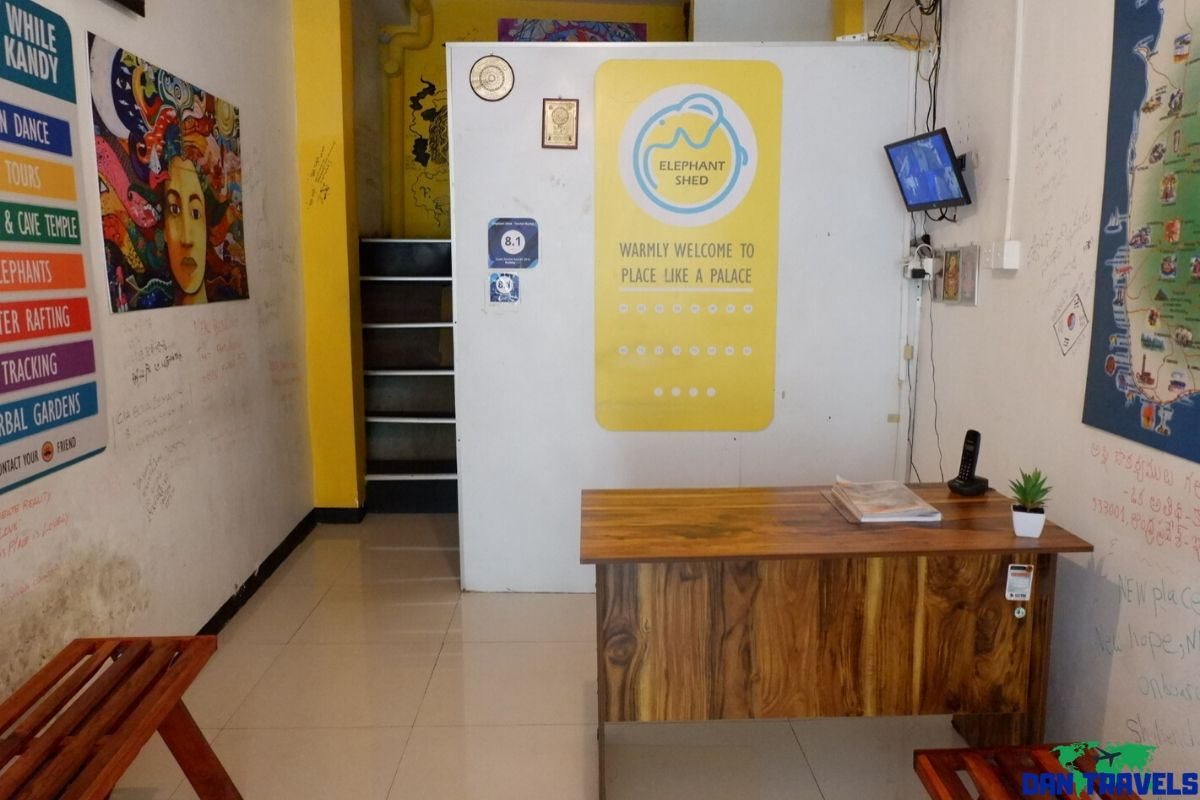 Elephant Shed Tourist Hostel blog review