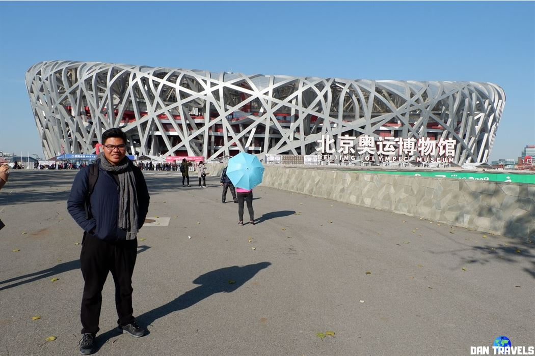 Day 6: Beijing Olympic Stadium