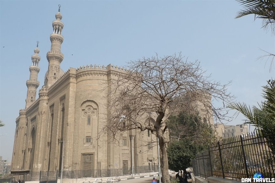 Day 2: Directly facing the Sultan Hassan Mosque is the El-Rifai Mosque, built in 1912 to house the tomb of Khedive Ismail