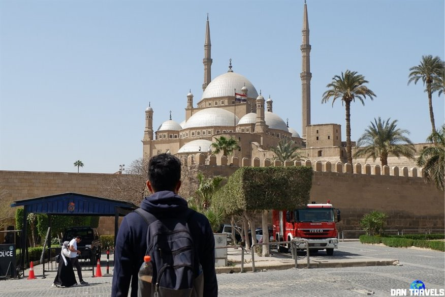 Day 2: The Mosque of Muhammad Ali is the most famous monument in Cairo's Citadel.