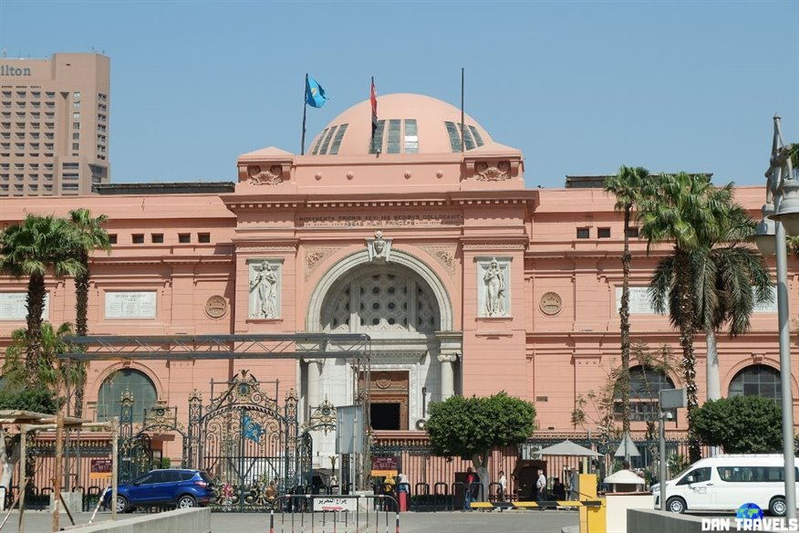 Day 2: The Egyptian Museum houses the world's largest collection of Pharaonic antiquities even some mummies!