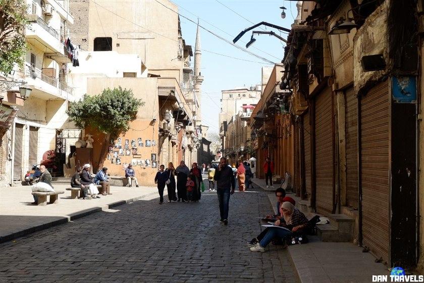 Day 3: Al-Muizz li-Din Allah Street.