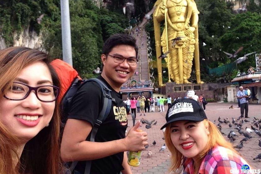 Batu Cave Malaysia Dan Travels