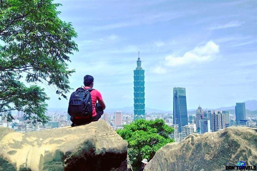 Elephant Mountain (Xiangshan) Taipei, Taiwan