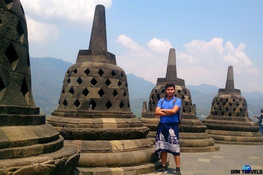 Borobudur, Magelang, Indonesia
